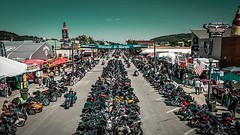 We made it! #Sturgis2016 Photo by Jonathan Shelgosh #VCR2016 #MotorcycleTherapy #indianmotorcycle #motorcycles