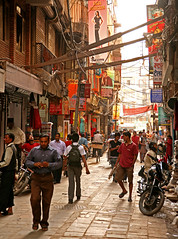 East of Indra Chowk 23 (David OMalley) Tags: kathmandu nepal nepali indra chowk newar newari newars