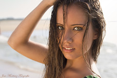 Lusi (Jose Martinez Fotografia) Tags: beauty belleza beach playa posado portrait