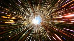 Bamboo to the sky (RP Major) Tags: bamboo sky near kin sculpture sydney nsw australia galaxys6 gs6