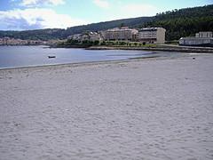 Ningun na praia (tunante80) Tags: mar corua galicia galiza cee oceano rias atlantico costadamorte fisterra corcubion baixas