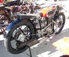 NEW HUDSON (John Steam) Tags: new vintage austria bad meeting motorbike motorcycle oldtimer hudson obersterreich motorrad 2014 ischl oldtimertreffen franzjosefsfahrt