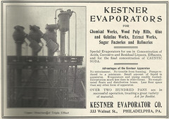 Kestner Kvaporator Co (Kitmondo.com) Tags: old colour history industry work vintage magazine advertising photo industrial factory technology tech image working machine advertisement equipment business company machinery advert labour historical kit oldequipment publication metalworking oldadvert oldmagazine oldwriting vintageequipment oldadvertisment oldliterature vintagepublication oldpublication machinerypublication