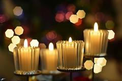 Velas de navidad. (Orcoo) Tags: night mexico navidad noche candles bokeh no nuevoleon nocturna velas monterrey orcoo ordez oswaldoordez