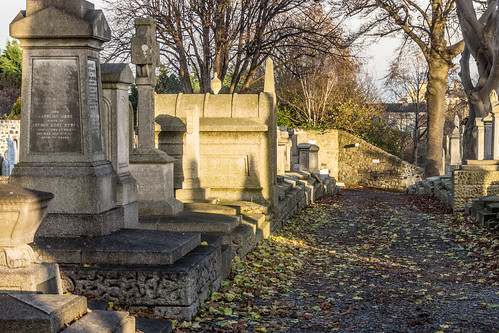 Mount Jerome Cemetery & Crematorium is situated in Harold's Cross Ref-100458