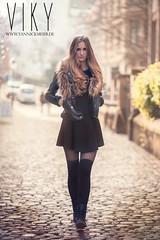 Viky (yannick-meier-fotografie) Tags: autumn light summer woman sun girl beauty fashion lady backlight 35mm canon photography eos photo model foto fotografie outdoor sommer 85mm sigma 5d freiburg mode sonne 6d