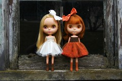 Carrow and Kenzie