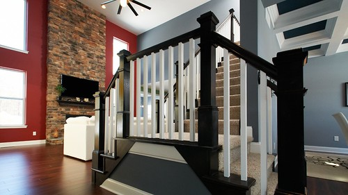 Fairfax Custom Staircase