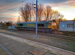 uk england station ely fens hdr cambridgeshire 2015... (Photo: David S Wilson - Happy New Year! on Flickr)