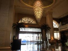 CHANDELIER (PINOY PHOTOGRAPHER) Tags: world plaza hotel al asia middleeast east lobby saudi arabia crown middle saudiarabia khobar alkhobar