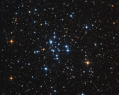 Star Cluster M34 in Perseus (Oleg Bryzgalov) Tags: perseus deepspace astrophoto m34