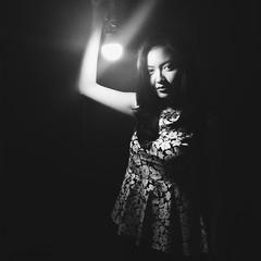 2015-01-02 10.59.58 1 (Andyka Setiabudi) Tags: light bw girl lightbulb lg smartphone g3 lgg3
