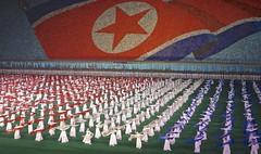 Mass Games in North Korea (EleanorGiul ~ http://thevelvetrocket.com/) Tags: asia northkorea pyongyang dprk coreadelnorte nordkorea 北朝鲜 북한 北朝鮮 massgames coréedunord coreadelnord justinames севернаякорея coréiadonorte visitnorthkorea httpthevelvetrocketcom eleonoragiuliani eleonoraames