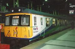 First Great Eastern Class 312 312724 - Liverpool Street, London (dwb transport photos) Tags: london first emu liverpoolstreet firstgreateastern 312724