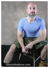 Kilted Bros Jungle Camo Noah Kilt (kiltedbros) Tags: fashion kilt utility camouflage mens kilts bros apparel kilted kiltedbros