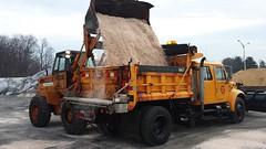 Loading Salt (StateMaryland) Tags: winter snow storm salt sha mdsha