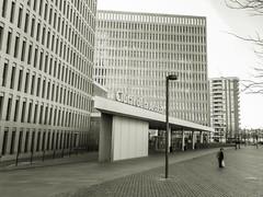 lines (Ctrl Alt) Tags: barcelona windows building lines olympus sh50