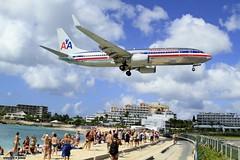 _MG_1481 American Airlines N905NN (M0JRA) Tags: beach st airport aircraft jets american airlines maho maarten plnes n905nn