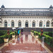 Bara Imambara in the rain