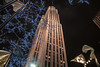Rockefeller Centre, New York (andyrousephotography) Tags: christmas city nyc decorations newyork architecture night buildings landscape cityscape broadway nighttime rockefeller bigapple topoftherock skyscaper gebuilding totr 5thaveune