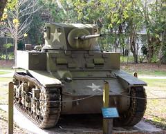 IMG_8188 (mcbooney) Tags: florida hillsboroughcounty veteranspark memorials vietnam korea wwii hueyslick hueycobra torpedos littlebird canon artillery lighttank helicopters m3a1 uh1c ah1g oh6