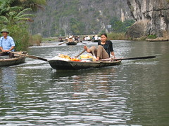 Tam Con on the Ngô Đồng River