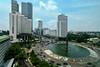 Bundaran HI (daniel.jiang7) Tags: water buildings day cityscape clear jakarta hi feature monumen selamat datang bundaran