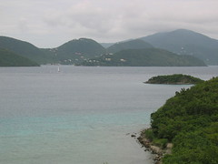 View over St. John