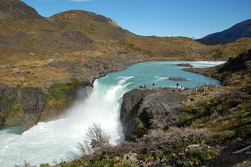 """Torres del Paine - Salto Grande <a style=""""margin-left:10px; font-size:0.8em;"""" href=""""http://www.flickr.com/photos/125852101@N02/16539837082/"""" target=""""_blank"""">@flickr</a>"""