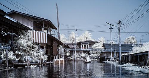 丹嫩莎朵水上市場 / Damnoen Saduak Floating Market