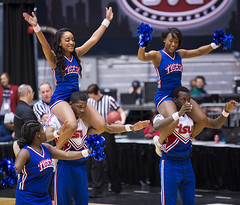 TSU Cheerleaders 2015 (Paul Robbins - BNA-Photo) Tags: cheerleaders cheer cheerleader cheerleading tsu ovc collegecheerleader collegecheer cheerleadercollege tsucheerleaders cheercollege ovctournament2015