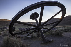 Wheel 3691 (Ursula in Aus) Tags: california ca usa ghosttown bodie bodiestatehistoricpark