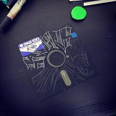 // нашли старые дискеты 😄😄 решили прекратить ))) // #sergeyhate #sergeyhatetattoo #hatetattoo #krasnodartattoo #krasnodar #краснодартату #краснодар #lettering #letteringtattoo #sketch #надпись #литтеринг