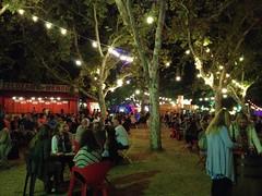 Fringe festival à Adélaide