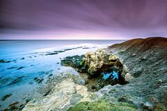 Saddle Rocks (Sh0ckw4ve) Tags: longexposure sunrise tynemouth cullercoats lee09gnd leefilters saddlerocks