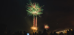 Fireworks, Asbury Park (SheehanRaziel) Tags: park new long exposure day fireworks 4th july jersey asbury independence