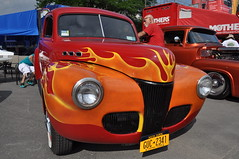 DSC_0010 (352Digz) Tags: street ny hot lens fairgrounds nikon rat state flames july classics syracuse kit annual 1855mm ppg rods nationals 17th 2016 sooc d5000