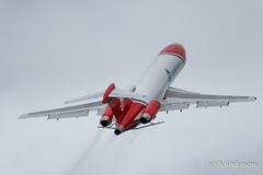 Boeing 727-200 G-OSRA OilSpillResponse 20160712 Farnborough (steam60163) Tags: boeing727 farnborough oilspillresponse