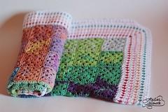 Baby blanket (lilisor) Tags: babyblanket crochetbabyblanket crochetblanket