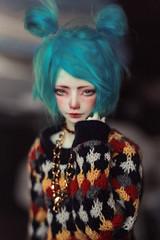 Code Blue (IssyBJD) Tags: abjd bjd asian ball jointed doll dollmore zaoll luv sd