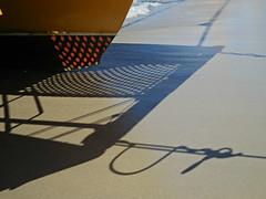 shadows (kenjet) Tags: shadow beach lines hawaii sand shadows waikiki oahu sandy line hull waikikibeach nahokuii