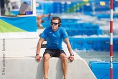 Pedro Gonçalves (Canoagem Brasileira) Tags: complexo deodoro jogos olímpicos rio 2016 canoagem slalom id 1103 cbca rob van bommel