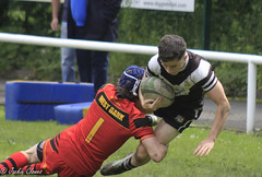 Saddleworth Rangers v West Bank Bears 16s 17 Jul 16 -4 (clowesey) Tags: west youth rugby bears north under bank 16 rangers league widnes rugbyleague saddleworth under16 saddleworthrangers westbankbears widneswestbank northwestyouthleague widneswestbankbears