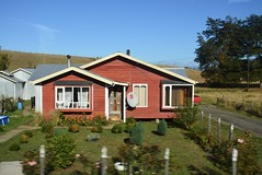 common red house (cam17) Tags: southamerica chile chiloe islachiloe redhouse commonhouse commonstyle commonhousetype