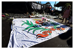 Nice attack | Attentat de Nice (Roland Macri) Tags: france fleurs nice europe hommage promenadedesanglais terrorisme attentats recueillement france|france nice|nice