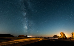 JulyBandon2016-54 (Ranbo (Randy Baumhover)) Tags: beach oregon stars pacificocean oregoncoast bandon milkyway