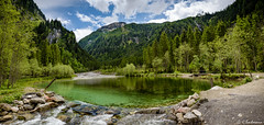 tzlsee bei Httschlag (sterreich) (bachmann_chr) Tags: landschaft landscape sightseeing nikon nikkor d750 vollformat frame full 24120 see panorama lake sterreich austria blue sky natur nature