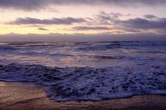 La Puntilla - Pichilemu (Alonso Henrquez) Tags: chile sunset sea color beach water colors landscape atardecer mar agua waves playa paisaje movimiento olas pichilemu x100 lapuntilla chilecentral alonsohenrquez cardenalcaro fujifilmx100