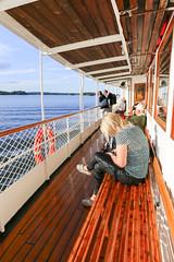 Utsikt frn Norrskr (Anders Sellin) Tags: skrgrd svartlga bt hav sverige sweden vatten archipelago baltic boat sea sj stockholm water stersjn
