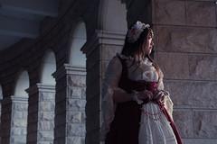 SDF_0400 (SendoFu) Tags: bonnet ボンネット エプロン風スカート blouse bl ブラウス headbow kc カチューシャ bnt 蕾絲 維多利亞 jsk op onepiecedress ワンピース jumperskirt ジャンパースカート nop lolita lolitafashion 蘿莉塔 蘿莉塔時裝 ロリータ・ファッション sweetlolita classicallolita
